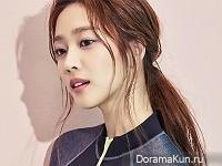 Jo Bo Ah для Nylon June 2016