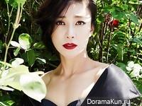 Jo Jae Yoon, Kim In Kwon и др. для Elle July 2016