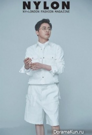 Jo Jung Seok для Nylon March 2016