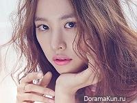 Jo Yoon Hee для InStyle January 2016