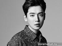 Jung Kyung Ho для Geek June 2016 Extra