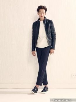Jung Kyung Ho для T.I FOR MEN 2016