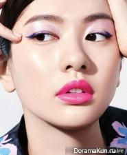 Jung So Min для Marie Claire April 2016