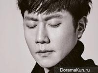Jung Woo для Grazia January 2016