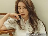 Jung Yoo Mi для Cosmopolitan June 2016