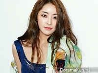 Jung Yoo Mi для InStyle June 2016