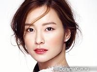 Jung Yumi для CeCi January 2016