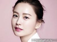 Jung Yumi для Elle July 2016