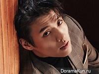 Kang Ha Neul, Park Jung Min для Elle February 2016 Extra