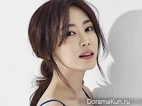 Kang Ye Won для SURE May 2016