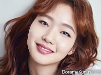Kim Go Eun для InStyle February 2016