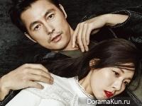 Kim Ha Neul, Jung Woo Sung для High Cut Vol. 165
