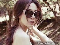 Kim Ha Neul для Marie Claire March 2016 Extra 2