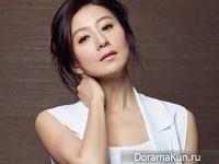 Kim Hee Ae для Cosmopolitan May 2016