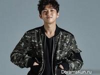 Kim Hee Chan для Firs Look Vol. 103