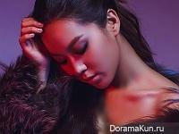 Kim Hee Jung для K WAVE January 2016