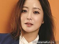 Kim Hee Sun для Joinus F/W 2016 CF