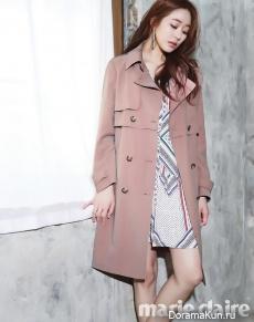 Kim Hyo Jin для Marie Claire March 2016