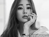 Kim Hyo Jin для Singles October 2016