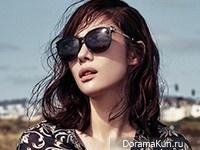 Kim Hyun Joo для Grazia May 2016