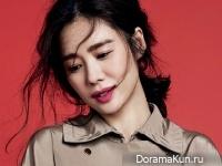 Kim Hyun Joo для Noblesse March 2016