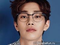 Kim Jae Young для Esquire September 2016