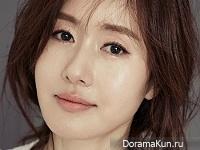 Kim Ji Soo для InStyle March 2016