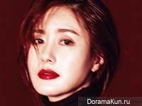 Kim Ji Soo для Singles March 2016