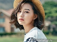 Kim Ji Won для InStyle May 2016