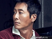 Kim Joo Hyuk для Cosmopolitan May 2016