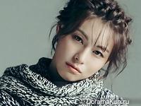 Kim Jung Hwa для K WAVE December 2015
