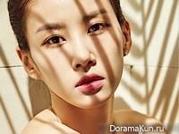 Kim Jung Min для SURE July 2016
