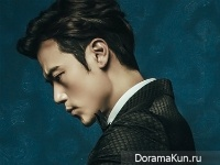 Kim Kang Woo для K WAVE January 2016