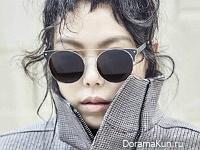 Kim Min Hee для Dazed July 2016