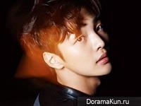 Kim Min Jae для Dazed September 2016