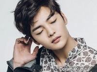Kim Min Jae для K Wave March 2016