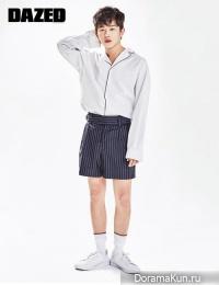 Kim Min Suk для Dazed June 2016