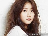 Kim Sae Ron для The Celebrity February 2016