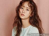 Kim So Hyun для InStyle June 2016