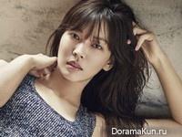 Kim So Yeon для Noblesse 2016 Extra
