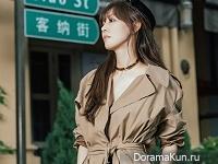 Kim So Yeon для SURE January 2016