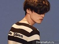Kim Won Joong для GQ July 2016