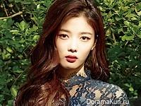 Kim Yoo Jung для InStyle May 2016