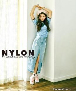 Kim Yoo Jung для Nylon April 2016