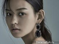 Kim Yoon Hye для LINC Magazine 2016