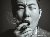 Kim Young Chul для K WAVE February 2016