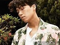 Kwak Jin Eon для Elle June 2016