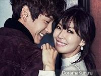 Kwak Si Yang, Kim So Yeon для Cosmopolitan January 2016 Extra