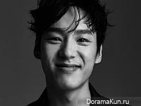 Kwak Si Yang для Elle June 2016