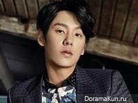 Moon Ga Young, Kwak Si Yang для InStyle May 2016